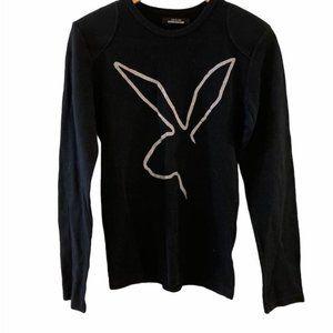 Only for Men XAVIER DELCOUR Black T-shirt